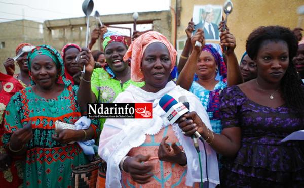 Saint-Louis : les libérales brocardent Awa NDIAYE et l'exigent à clarifier la provenance de ses 100 millions ( vidéo )
