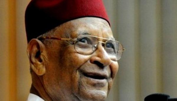 """Amadou-Mahtar M'Bow : ''Nous ne devrions pas avoir plus de deux ou trois partis"""""""