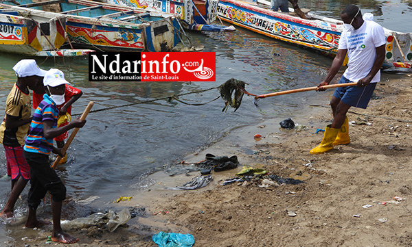 Décès de Mawa SENE : À Guet-Ndar, une autre sentinelle de la propreté s'en est allée, ce matin.