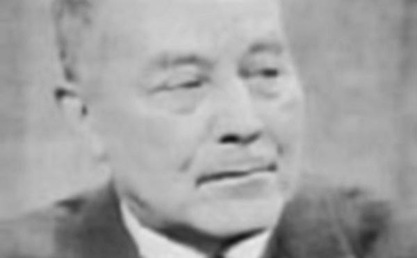 Gaston Berger (1896-1960), un Saint-Louisien, un philosophe franco-sénégalais humaniste et père de la prospective. Par M. Amadou Bal BA