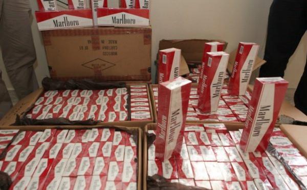 Saint-Louis:  1.106 grosses de cigarettes estimées à 13 millions FCFA saisies sur 5 individus.