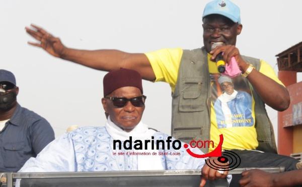 BARAYA renverse Mansour FAYE à Guet-Ndar