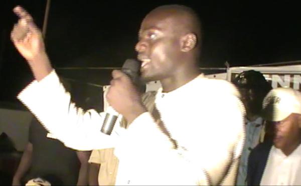 Mboundoum expose ses doléances aux futurs députés du WALO