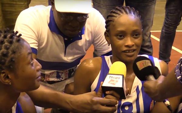 SLBC championne du BASKET : la Joie explosive des joueuses (vidéo)