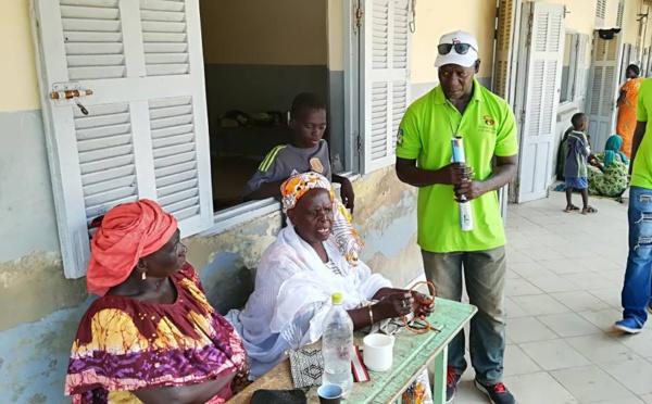Prévention des maladies chroniques : une caravane du SNEIPS sensibilise les populations de Saint-Louis