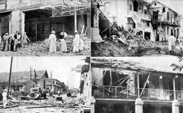 """Un film revient sur le """" bombardement de Dakar"""" en 1940"""