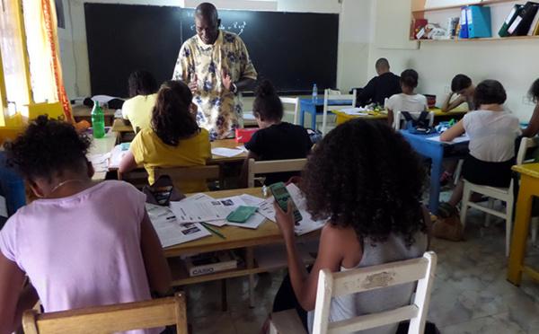 L'école française Saint Exupéry a effectué sa rentrée le 6 septembre dernier.