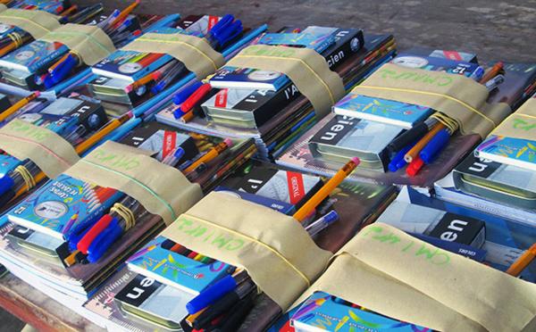 Saint-Louis : « PAR DEVOIR » lance la 2e édition de sa campagne de collecte et de distribution de kits scolaires.