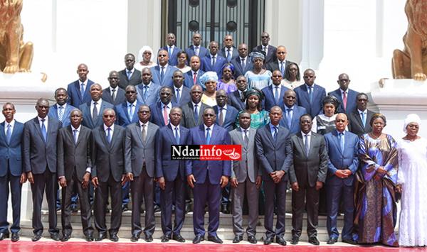 Le communiqué du Conseil des ministres et les Nominations de ce 06 novembre 2017