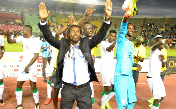 AFSud-Sénégal : Les Lions mènent au score (0-2 )