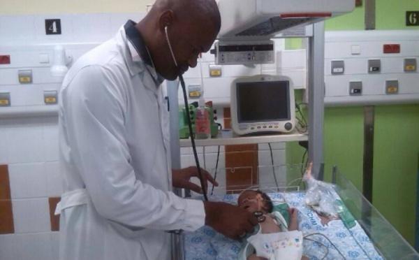 Au Sénégal, la pneumonie tue 3000 enfants chaque année