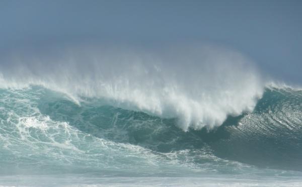 Météo : houle dangereuse et vent fort annoncés sur la grande côte