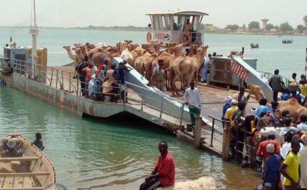 CONSTRUCTION DU PONT DE ROSSO : 54 Milliards pour relier le Sénégal et la Mauritanie