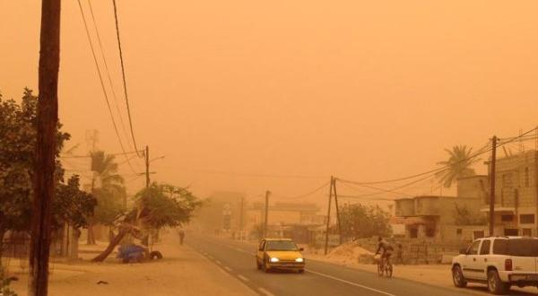 La poussière va persister jusqu'en fin décembre (expert)