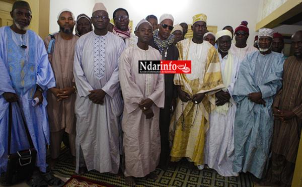 Rappel à Dieu de Serigne Sidy Moukhtar MBACKE : Vive tristesse chez les Imams et Ulémas de Saint-Louis