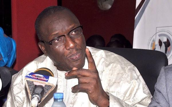 """PODOR : Cheikh Oumar HANNE traité """"d'usurpateur de fonction"""""""