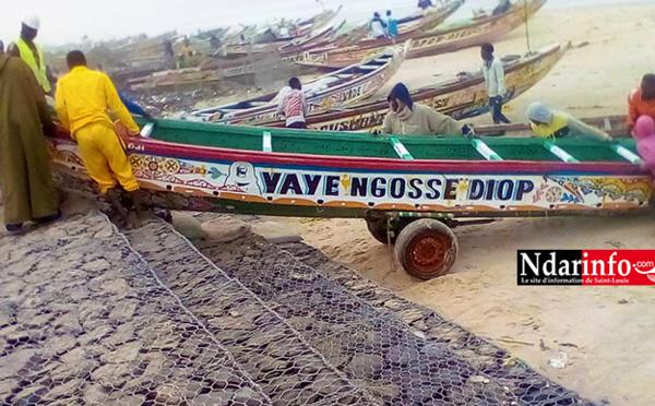 GOXU MBACC : des actes d'indiscipline « graves » contre la digue de protection (vidéo)