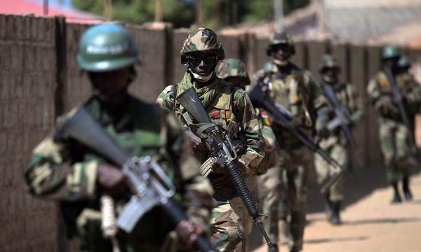 Nyassia : Un militaire tué, un autre blessé dans des affrontements avec des rebelles