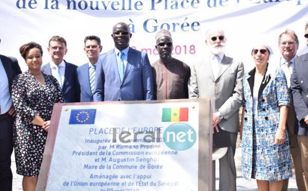 Non, Monsieur le maire ! Une place de l'Europe à Gorée, n'est pas normale. Par Abdoulaye FALL