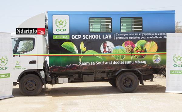 Accroissement de la productivité dans la vallée : L'OCP formera 5000 producteurs à l'analyse des sols (vidéo)