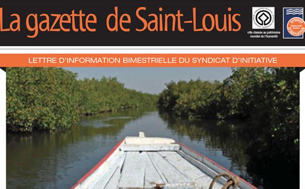 Voici le n°74 de la Gazette de Saint-Louis