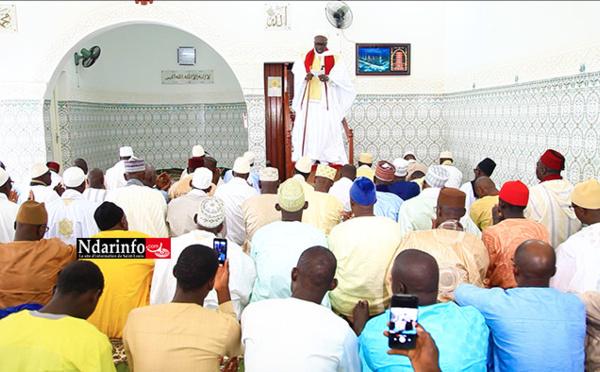 Ferveur de la Korité à la mosquée Ihsane