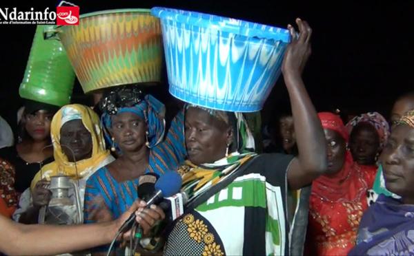 """Des populations de Ndièbène Gandiol en rage : """" nous voterons contre Macky SALL en 2019 """""""
