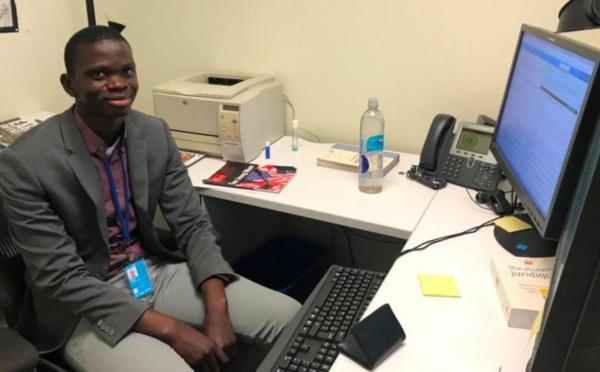 UGB : un diplômé du MATIC reçu au concours de recrutement des traducteurs de l'ONU