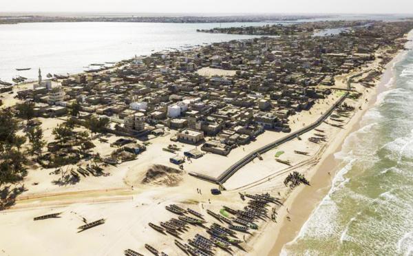 Sénégal : L'avancée de la mer à Saint-Louis n'est pas un phénomène isolé