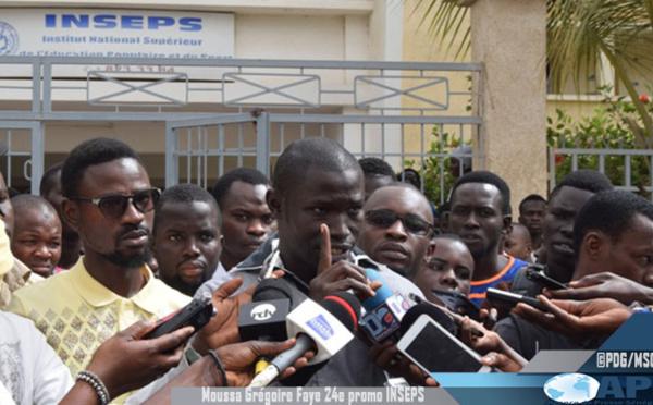 Inseps : Macky signe le décret de titularisation des inspecteurs sortants