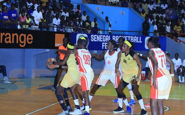 Basket féminin : SLBC championne du Sénégal