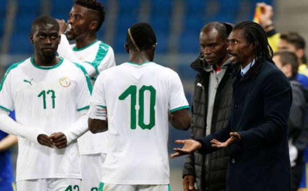 Qualifications can 2109 : Aliou Cissé va se réunir avec lions le 3 Septembre