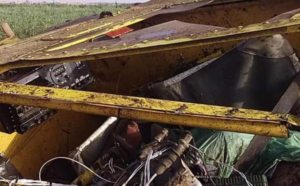 Crash d'avion à Podor : le film du drame ayant entraîné le décès du pilote français