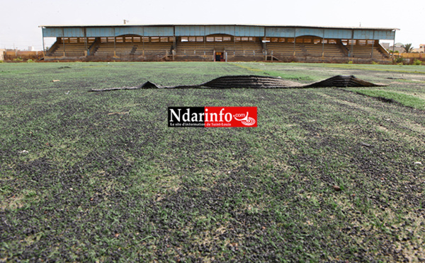 Macky SALL promet de réhabiliter le stade Babacar SEYE