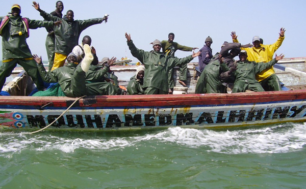 "Stabilisation de la brèche : les pêcheurs marchent contre ""les promesses non tenues de Macky SALL"", samedi."