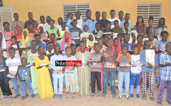 ÉDUCATION : les étudiants de BANGO offrent des fournitures aux élèves (vidéo)