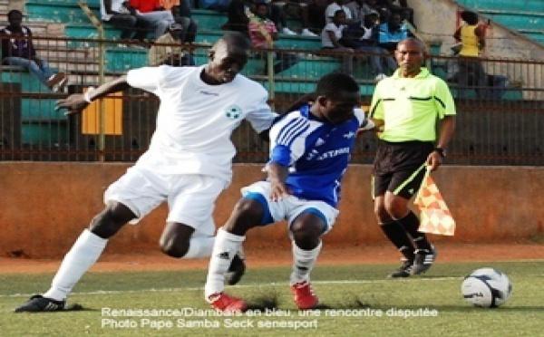 National 1 Poule D 7ème journée: Après Athlétic Ndar Guedj fait tomber Saint-Louis foot Center