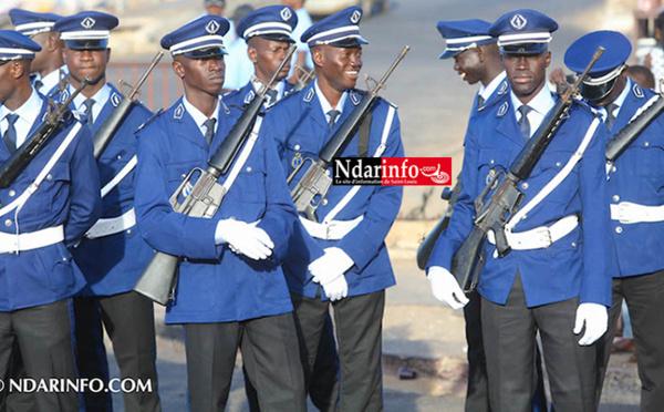 """Viatiques pour les gendarmes : """" rassurer les populations, dissuader les délinquants"""" (vidéo)"""