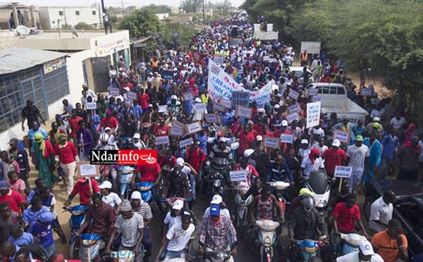 MENACE DE FERMETURE DE LA CSS : RICHARD-TOLL marche contre « la plus grosse catastrophe économique de l'histoire du Sénégal » (vidéo)