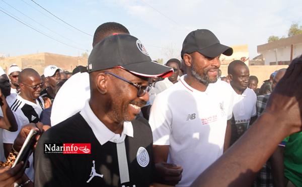 ROSS-BÉTHIO : Bécaye DIOP veut « développer le football » local (vidéo)