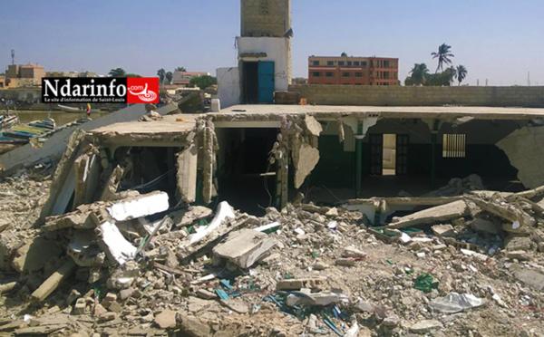 Mosquées démolies à GUET-NDAR : oubliée par la Commune, la Daara de Hadramé DIOP se bat. L'avenir de centaines d'enfants en péril.