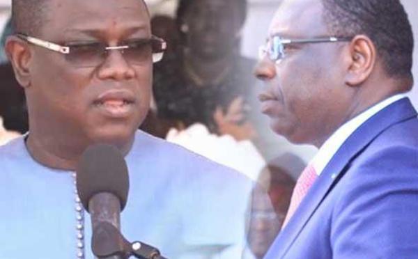 La base de Abdoulaye Baldé dit niet à son choix de soutenir Macky Sall