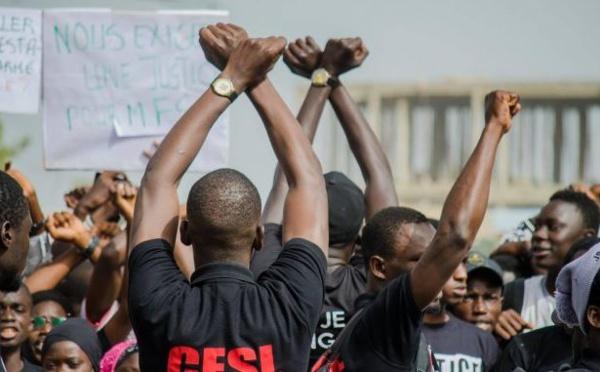 UGB : les étudiants décrètent une « journée noire », ce mardi