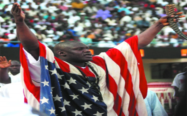 Blessé au coude, Tyson repousse l'échéance Balla Gaye 2