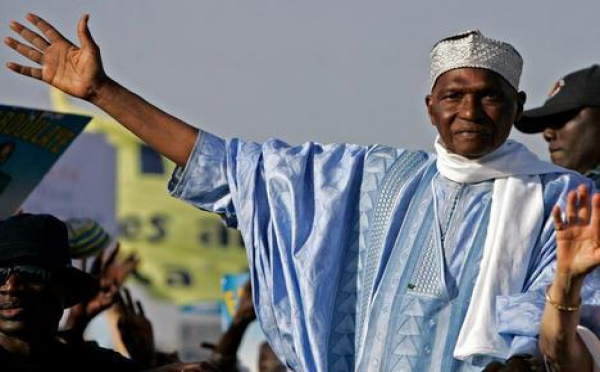 Abdoulaye Wade : ''J'ai encore du temps devant moi''