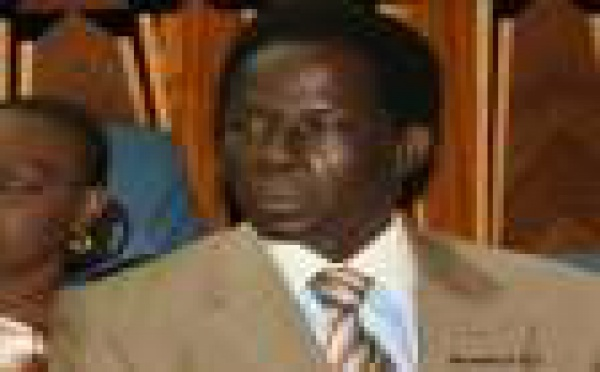 Présidentielle 2012 : Bouba Diop annonce la candidature d'Ibrahima Fall