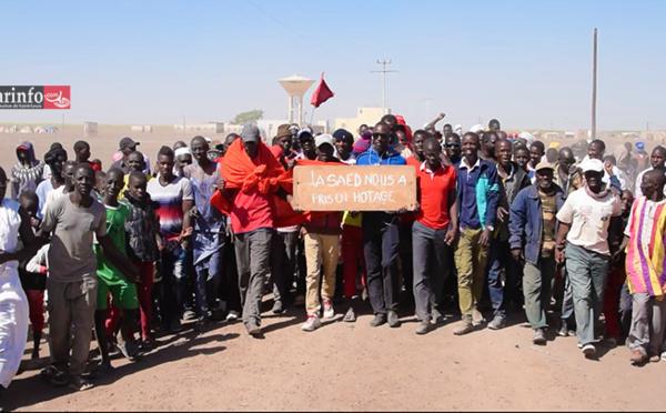 DÉBY-TIGUETTE miné par la colère : excédées, les populations marchent pour avertir Macky SALL  (vidéo)