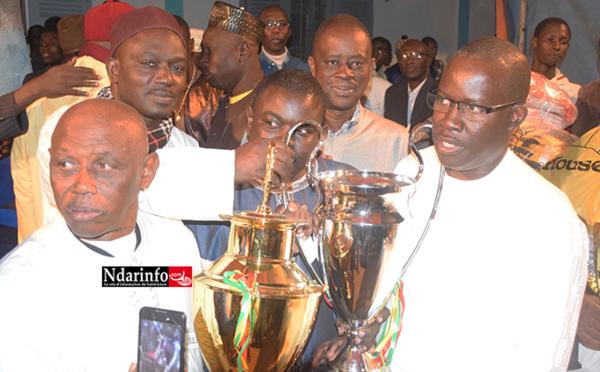 Réhabilitation du stade Me Babacar SEYE : les assurances d'Alioune Badara DIOP (vidéo)