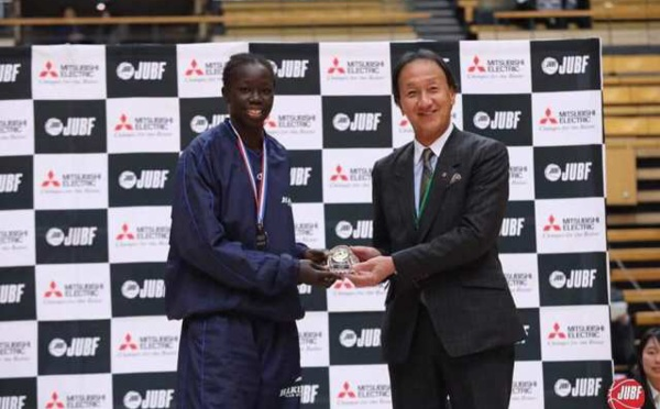 La basketteuse Saint-Louisienne Sokhna Fatou Dia Sylla : un grand atout pour la tanière