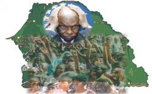 WADE : De la Tandjanisation à la Gbagboisation
